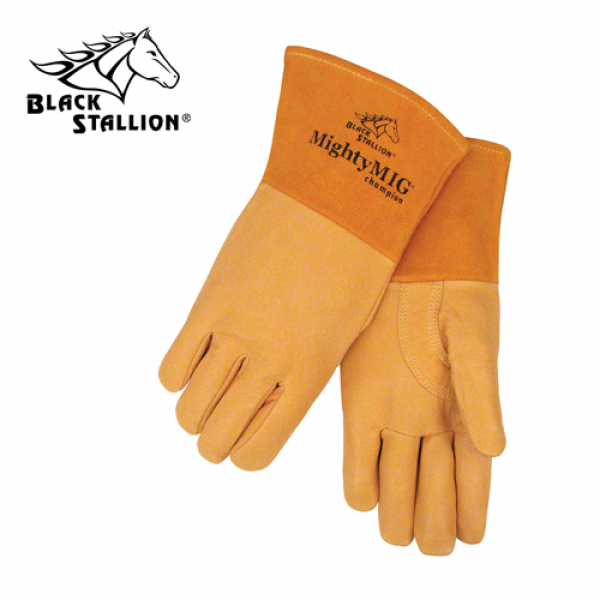 BLACK STALLION #39CHMP Mighty MIG Champion Gloves