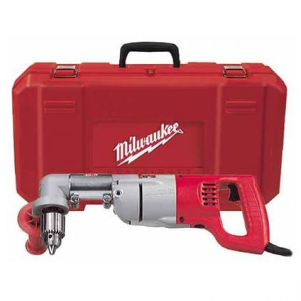"Milwaukee (3002-1) 1/2"" Right Angle Drill 5 year warranty"