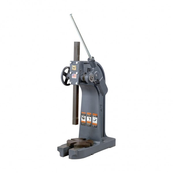 DAKE Model 1-1/2B 3 Ton Ratchet Lever Arbor Press