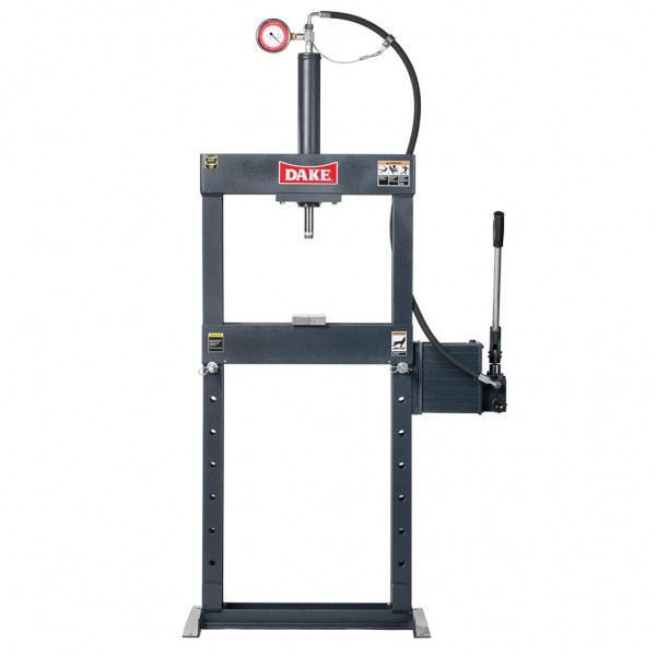 DAKE FORCE 10 10 TON #72001    DURA-PRESS HYDRAULIC PRESS