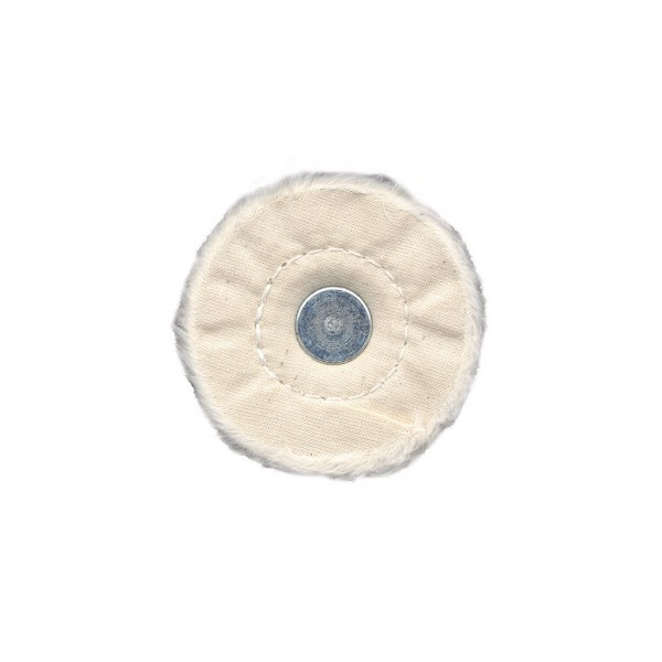 "FORMAX 4"" Loose Full Disc-Type Buffing Wheel"