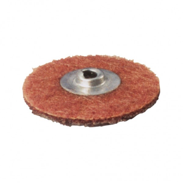 "1"" COARSE SHUR-BRITE ""S"" BROWN SURFACE CONDITIONING DISC"