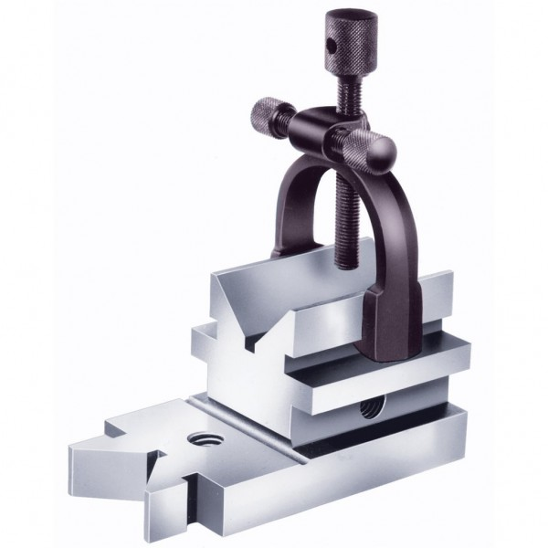B&S TOOLMAKERS' V-BLOCK &      CLAMP (ONE CLAMP)