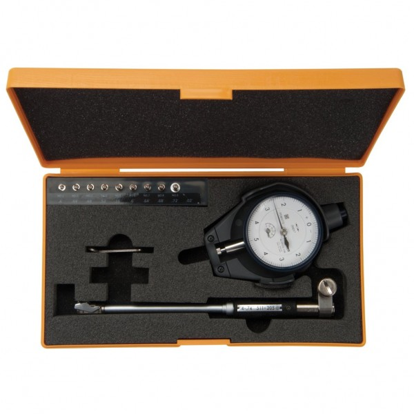 MITUTOYO .4-.75 DIAL BORE GAGE