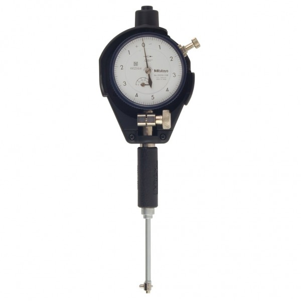 "MITUTOYO .24-.4"" .0001 DIAL    BORE GAGE"