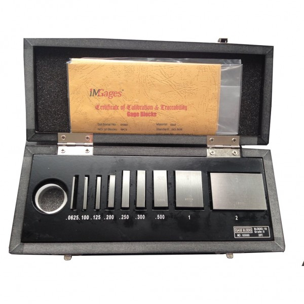 KBC MICROMETER CHECKING SET