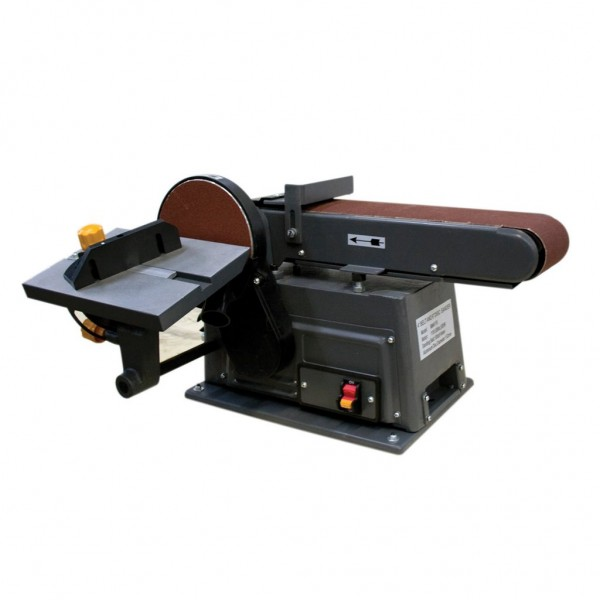 Model 6436 Single Phase Disc & Belt Sander