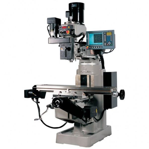 KTM3VKF 2-AXIS CNC MILLING MACHINE WITH ACU-RITE CONTROL