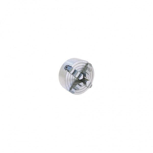 """6"""" 4-JAW INDEPENDENT       LATHE CHUCK"""