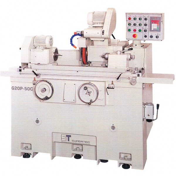 "G20P-50CII 8X20"" SUPERTEC AUTOMATIC INFEED GRINDER"