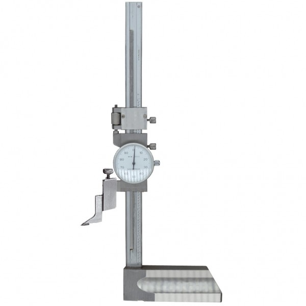 Dial 0-6inch Height Gage Black or White
